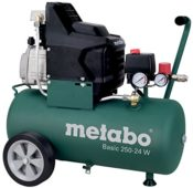Metabo Basic 250-24 W 30 Liter Kompressor Test